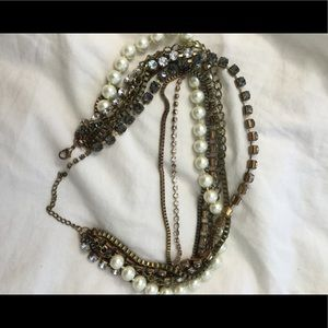 Jewelry - Fancy layered necklace